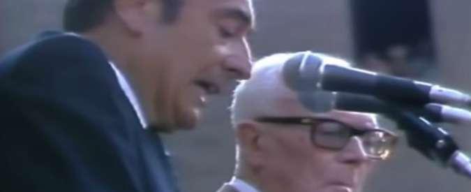 Renato Zangheri, addio al sindaco di Bologna che non si piegò al terrore fascista. Morto senza la forza di ricordare