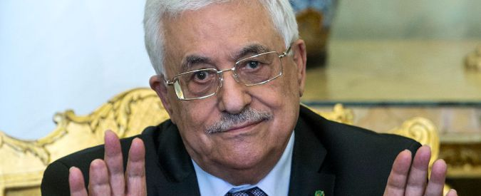 """""""Abu Mazen lascia la guida dell'Olp, ma rimane presidente della Palestina"""""""