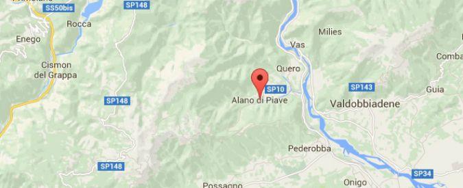 Terremoto in Veneto, scossa di magnitudo 3.7 tra Belluno e Treviso