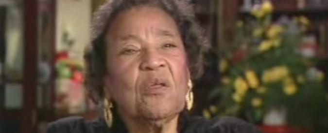 Usa, morta a 104 anni Amelia simbolo di Selma. Marciò con Martin Luther King