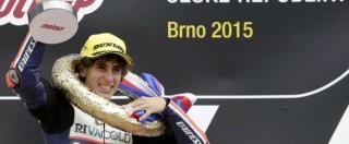 Brno, il filo rosso che lega il talento ritrovato di Niccolò Antonelli e la leggenda di Valentino Rossi