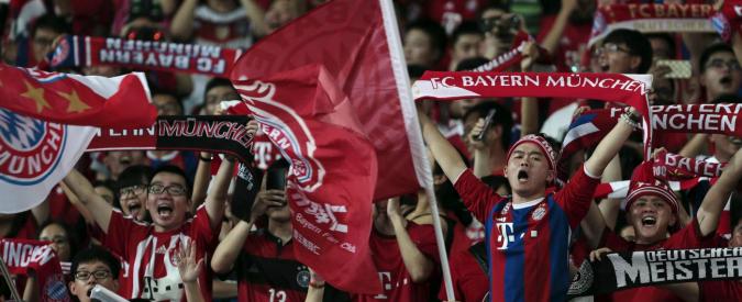 Monaco 1860, legge del contrappasso per due tifosi violenti. Giudice li condanna a comprare maglietta dell'odiato Bayern