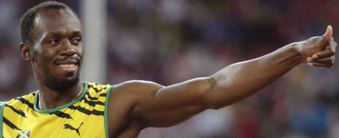 Usain Bolt vince anche i 200 metri ai mondiali di atletica di Pechino