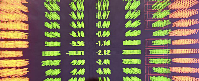 """Lunedì nero in borsa, mercati """"ipocondriaci"""". Tra i dubbi sul debito occidentale e il rallentamento dell'economia cinese"""
