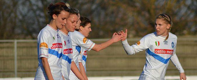 """Calcio femminile, l'allenatrice Milena Bertolini: """"Basta pregiudizi. Siamo atlete"""""""