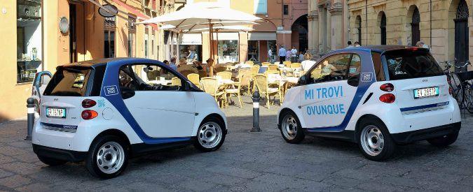 Car2go, ecco quanto conviene il car sharing ai Comuni italiani