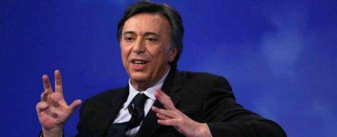 """Rai, le critiche di Freccero: """"Renzi mette uomo solo al comando"""". Anzaldi (Vigilanza): """"Parole inaccettabili"""""""