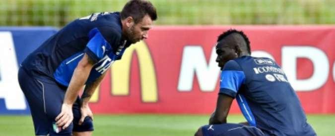 """Calciomercato Sampdoria, Cassano chiama Balotelli: """"Vieni a giocare con me"""""""