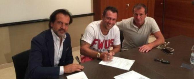 Calciomercato Sampdoria, ufficiale: Cassano torna in blucerchiato