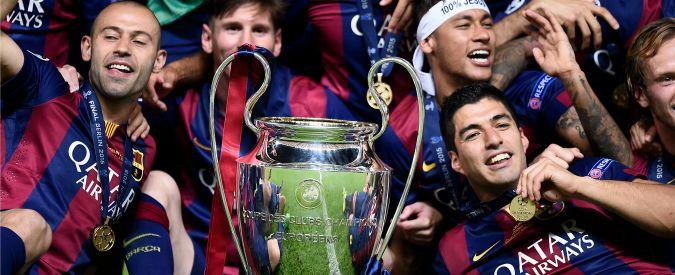 Champions league: Juventus con City, Siviglia e Mönchengladbach. La Roma pesca Barça, Leverkusen e Bate Borisov