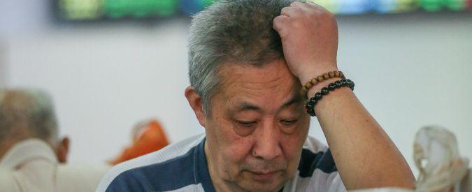 Sindrome cinese, incapacità di Pechino o test per i banchieri centrali occidentali?