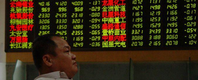 Cina, la resa dei conti sui listini è solo rinviata. E metterà a rischio lo sviluppo