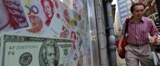 Cina, con lo yuan più debole in Europa benzina meno cara. Ma rischio deflazione