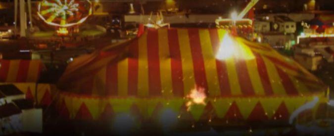 Usa, crolla il tendone di un circo per un temporale: due morti e 27 feriti