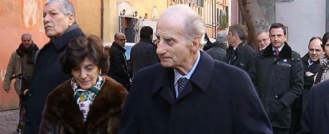 Morto Giovanni Conso, presidente emerito della Corte Costituzionale
