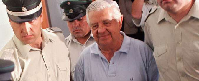 Cile: morto Manuel Contreras, capo della polizia segreta di Pinochet