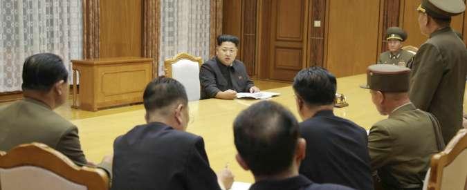 """Corea del Nord, Kim Jong-un dichiara """"stato di guerra"""" contro il Sud"""