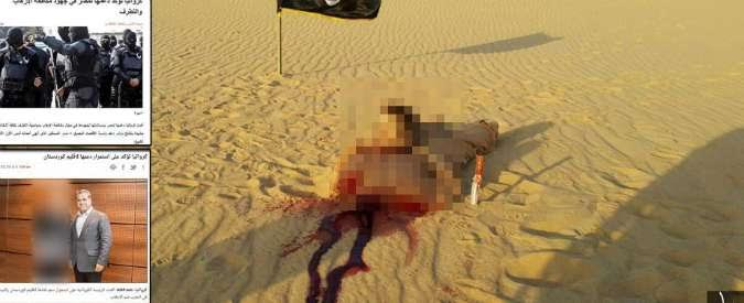 """Egitto, Isis: """"Decapitato l'ostaggio croato Tomislav Salopek"""""""