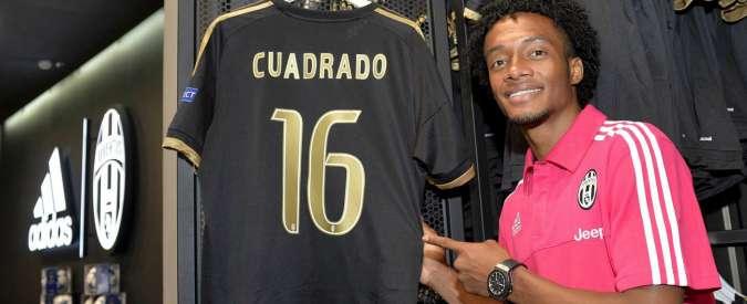 """Calciomercato Juventus, Cuadrado: """"Venire qui è la migliore scelta che potessi fare"""""""