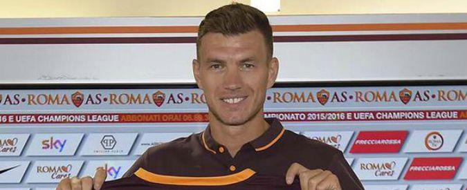Calciomercato Roma, Dzeko nuovo numero 9 della Roma. De Guzman: c'è il Marsiglia. Ferrero vuole Balotelli – TRATTATIVE