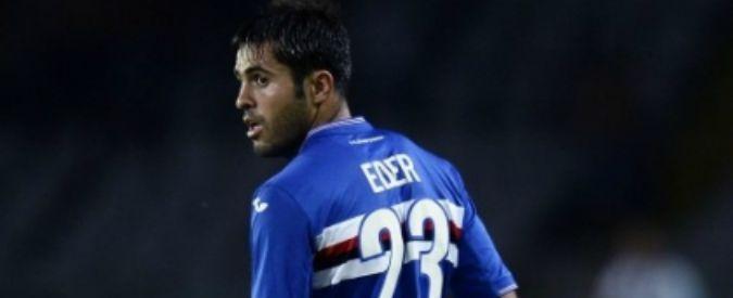 Calciomercato Inter: affondo per Eder, ma Ferrero non molla