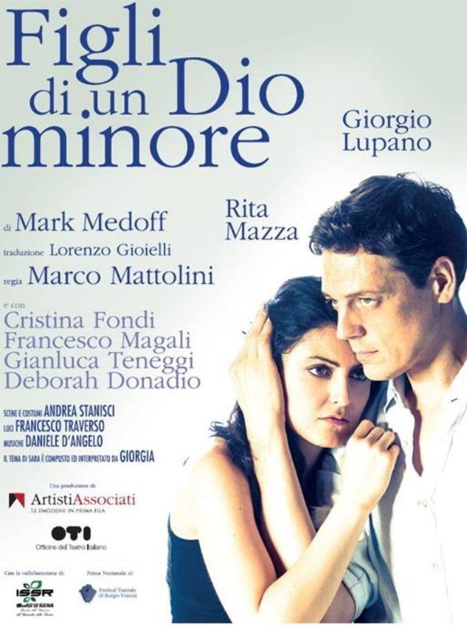 Figli di un Dio minore, arriva in Italia il popolare spettacolo teatrale: un confronto fra universi comunicativi separati e sovrapposti