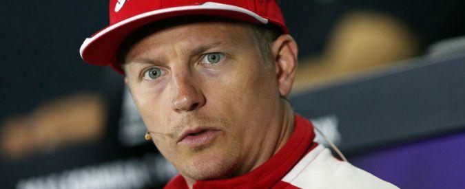 """Raikkonen rinnova con la Ferrari. L'annuncio su Twitter: """"Insieme anche per il 2017"""""""