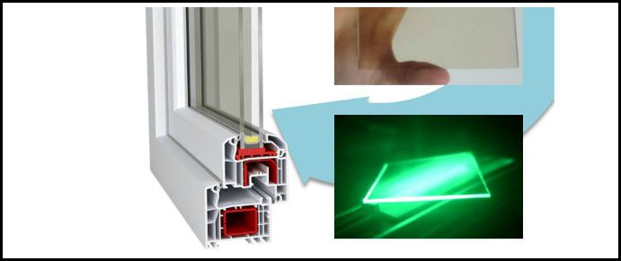 Fotovoltaico, arrivano le finestre che catturano la luce solare e la trasformano in energia grazie a punti quantici