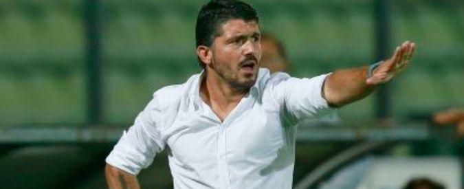 Gennaro Gattuso riparte dalla Lega Pro, sarà il nuovo allenatore del Pisa