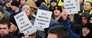 """Migranti, ora Regno Unito vuol chiudere porte a italiani: """"No ai turisti del welfare"""""""