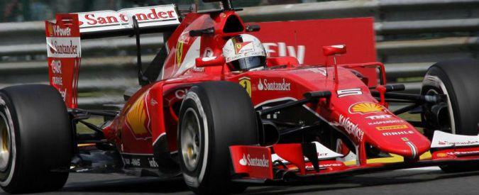 F1, Gp Belgio: a Spa pole di Hamilton. Incubo Ferrari: Vettel 9°, Raikkonen out