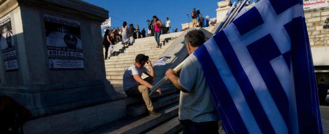 """Grecia, """"a causa del controllo sui capitali a luglio persi 17mila posti di lavoro"""""""