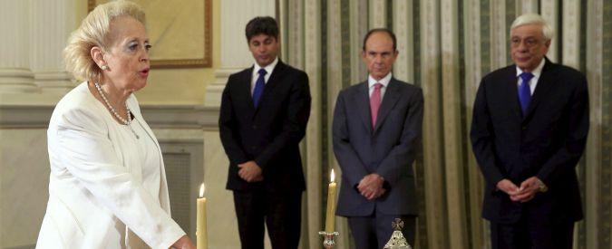 Grecia, premier ad interim nomina una cantante viceministro al turismo