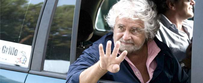 """M5S, Grillo: """"Nel 2013 non eravamo pronti, abbiamo imbarcato chiunque"""""""