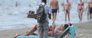 "Immigrazione, FI: ""Servono checkpoint sulle spiagge per controllare i 'vu cumprà"