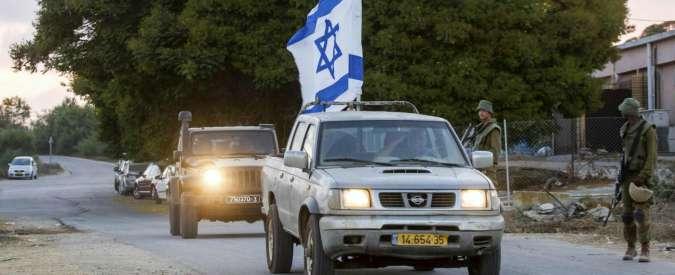 Medio Oriente, palestinese ucciso da truppe israeliane: 'Ha accoltellato agente'