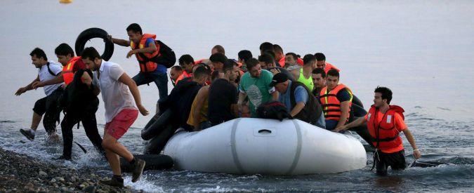 """Grecia: migranti nelle isole turistiche di Lesbo, Kos e Chios. Onu: """"Caos totale"""""""