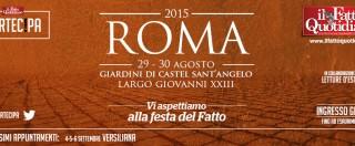 Il Fatto Quotidiano incontra i lettori a Roma. Il programma: da Mafia Capitale alle riforme passando per il cinema
