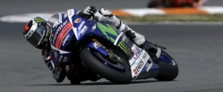 MotoGp Brno: vittoria in solitaria per Lorenzo, secondo Marquez. Rossi terzo