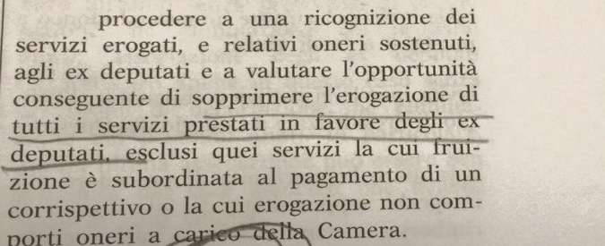 """Camera, stop a rimborsi viaggio per gli ex deputati. Ok a proposta M5S: """"Risparmio di 900mila euro"""""""