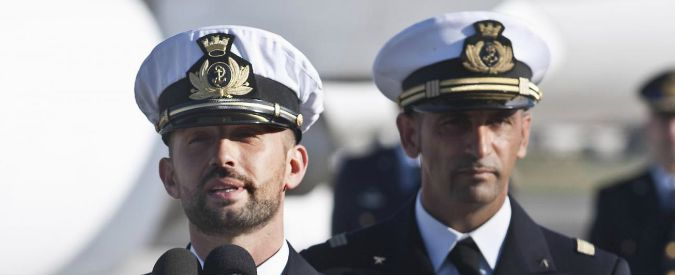 """Marò, la Corte Suprema indiana: """"Latorre resterà in Italia fino al 30 aprile"""""""