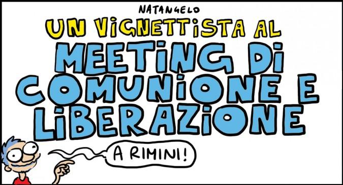 48 ore al meeting di Comunione e Liberazione di Rimini