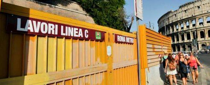 "Metro C Roma, sospesi i lavori: ""Mancati pagamenti per 200 milioni"""