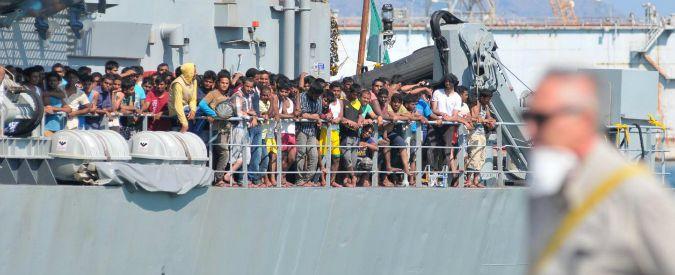 Migranti, sono 49 i morti asfissiati nella stiva del barcone. Sopravvissuti a Catania