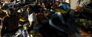 """Migranti, il racconto dei sopravvissuti: """"Picchiati e segnati col coltello in testa"""""""