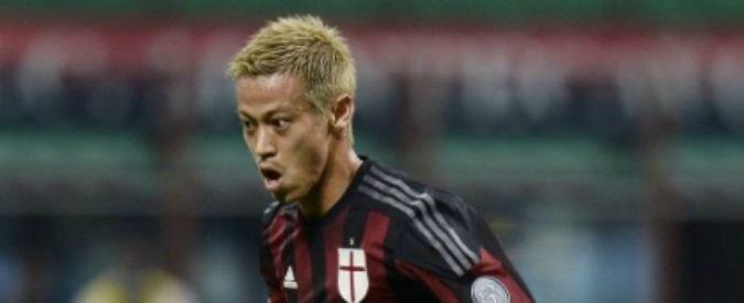 Calciomercato Milan: Honda in uscita, Everton o Tottenham