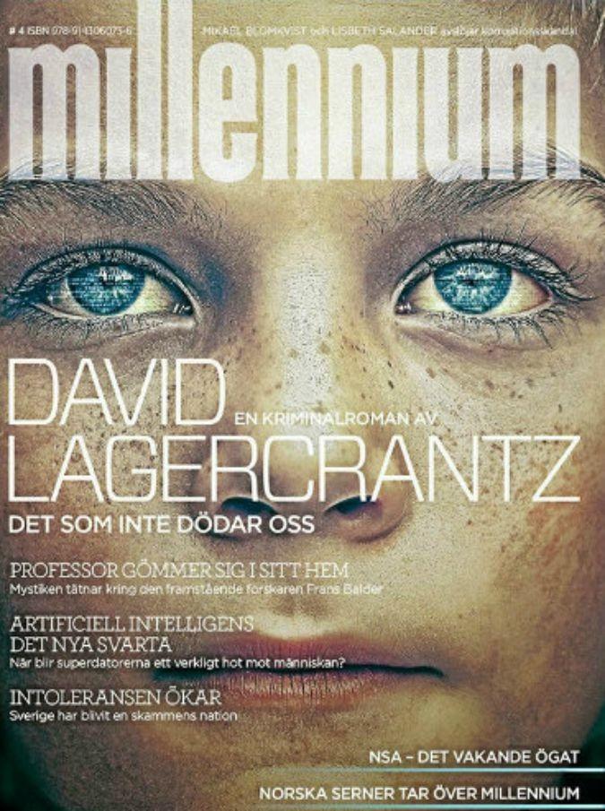 Millennium, il sequel della saga di Stieg Larsson arriva in libreria (scritto da un altro) e scatena le polemiche
