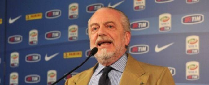 """Calciomercato Napoli, De Laurentiis: """"Rinnovo Higuain? Nessuna fretta"""""""