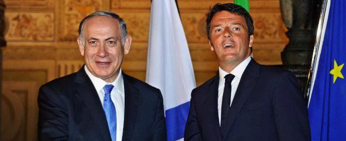 """Netanyahu a Renzi: """"Nucleare, minaccia dell'Iran superiore a quella dell'Isis"""""""