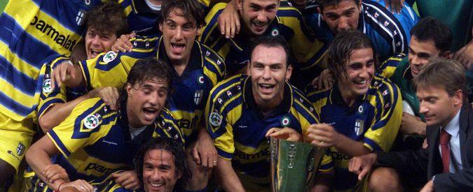 Parma calcio, in vendita marchio del club e tutte le coppe vinte tra anni '90 e 2000